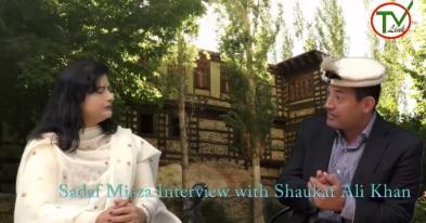 Shaukat Interview